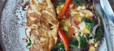 Loaded Omelette Recipe