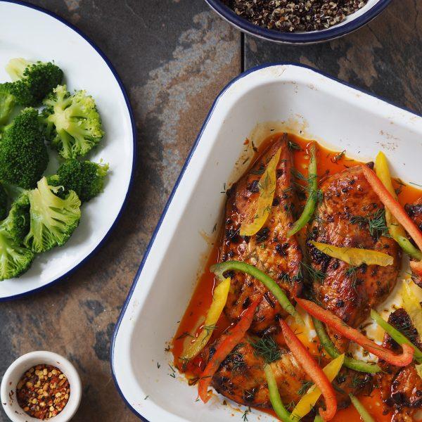 Simple Harrisa Chicken Recipe