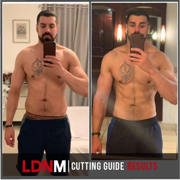 LDNM Cutting Guide Transformation